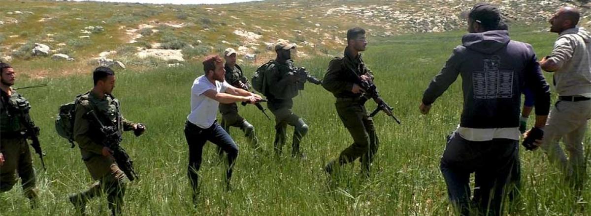 Filistinli bakandan Filistin halkına uluslararası koruma çağrısı