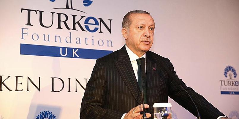 Cumhurbaşkanı Erdoğan: Kudüs Filistin'in başkentidir