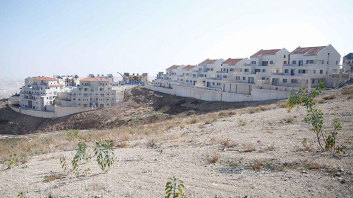 İsrail Kudüs'te 216 Yasa Dışı Konut İnşa Edecek