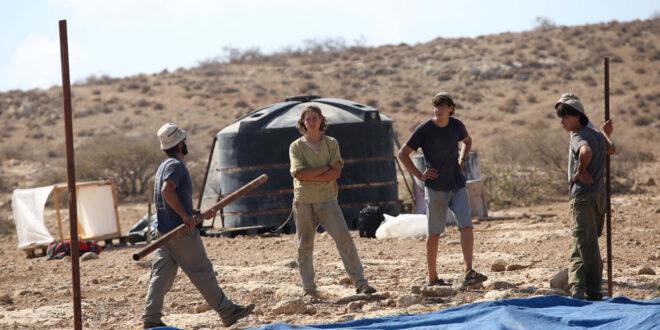 """Settlers Start Building New Settlement Outpost in """"Um Kharruba"""""""