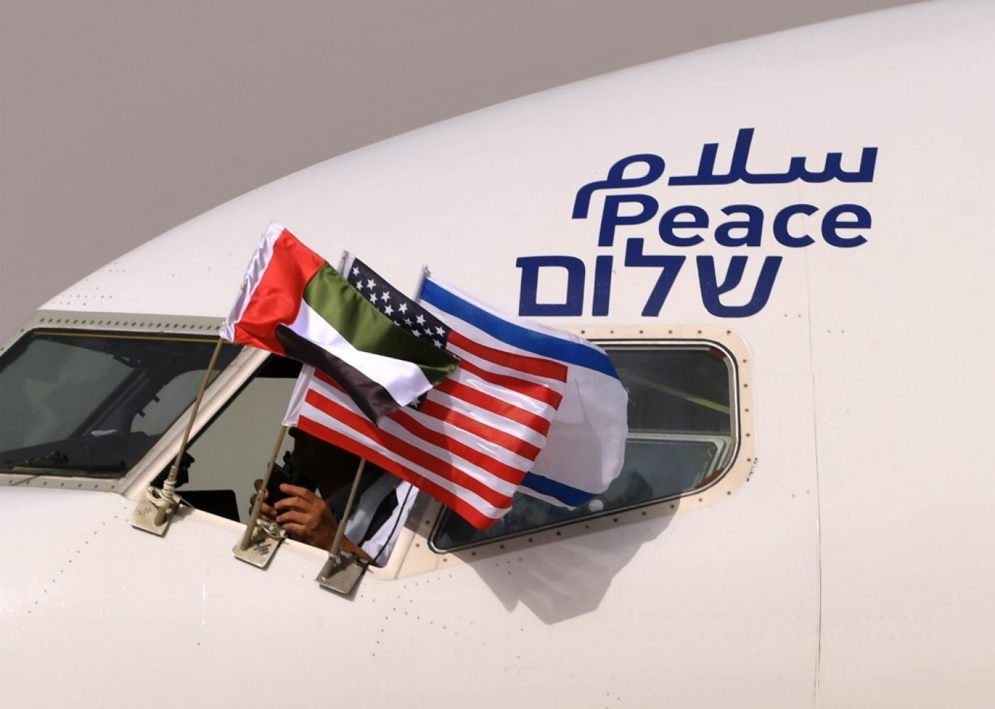 Israel's flight to the UAE: Normalising apartheid